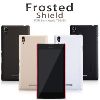 Nillkin Hard Case (Super Frosted Shield) - Sony Xperia T3 (M50)