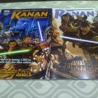 Marvel Komik Star Wars Kanan The Last Padawan 1 & 2 TPB