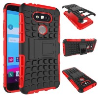 RUGGED ARMOR Lg G2 G3 G4 G5 dual soft case casing back cover bumper hp