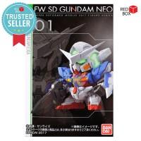 SD Gundam Neo Exia - Bandai