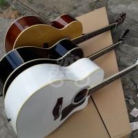 Gojek dan pulau jawa |Gitar Akustik elektrik taylor custom komplit