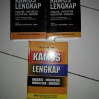 Obral Kamus Ing-Indo / penerbit PAH