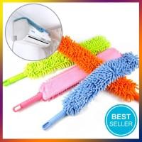 Kemoceng Sulak Tekuk Flexible Pembersih Debu Microfiber Dust Cleaner