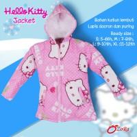 harga Jaket Anak Hello Kitty Wanita Perempuan Sweater Murah Branded Import Tokopedia.com