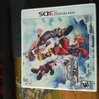 Jual Jual game second 3DS Kingdom Hearts 3D Murah
