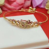Gelang Anak Hello Kitty #xuping / Perhiasan Lapis Emas#
