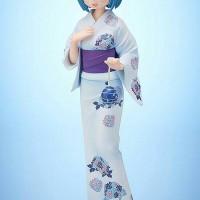 FREEing Sayaka Miki Yukata Ver 1/8 Figure (Puella Magi Madoka Magica)
