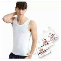 Swan Brand Kaos Dalam Singlet Pria Dewasa