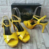 Strappy Heels YSL #importshoes