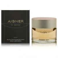 parfum ori AIGNER IN LEATHER MAN nett 125ml, original reject (non box)