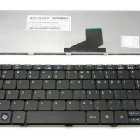 Keyboard Laptop Acer Aspire One D270 NAV70 PAV70 AO522 AO532H Hitam