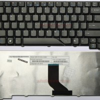 Keyboard Laptop Acer Aspire 4730ZG 4520 4530 4710 4720 4920 4930 HITAM