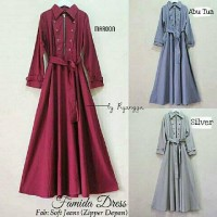 HV3313 Famida dress KODE BIS3367