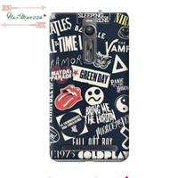 harga Custom Case Asus Zenfone 2 (5,5 Inch) Motif Band Board Name Tokopedia.com