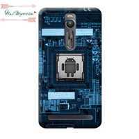 harga Custom Case Asus Zenfone 2  ( 5,5 Inch) Motif Pcb Android Chip Tokopedia.com