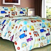 Mugunghwa Set Sprei Little Driver