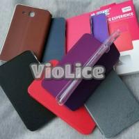 UME Classic Flip Cover Samsung Galaxy Tab A 2016 7 inch T285 Soft Case