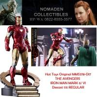Hot Toys Original MMS-378-D17 IRON MAN - MARK 6/ VI 1/6 DIECAST