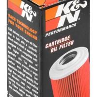 K&N Oil Filter KTM 450, 350, 250 EXC-F, HUSQVARNA, HUSABERG KN-652