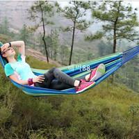 Hammock Warna warni Colorful Kasur Gantung Camping Single Series