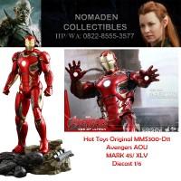 Hot Toys MMS-300-D11 Avengers AOU - IRON MAN MARK 45/ XLV 1/6 Diecast