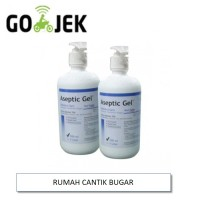 Aseptic Gel Antiseptic 500ml