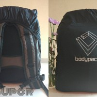 Jual Rain Cover Bag ORIGINAL tas Ransel Bodypack Laptop anti Hujan Dust UV Murah