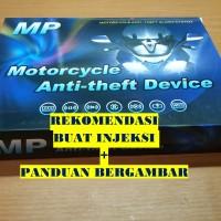 alarm motor ninja 250 fi + cara pasang bahasa indonesia