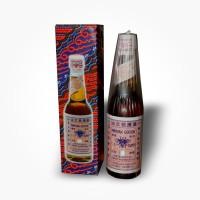 Minyak Tawon 330 ml / Minyak Gosok Tawon / Minyak Tawon Tutup Putih