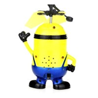 Jual Mainan Flying Ball Model Minion - BlueYellow Murah