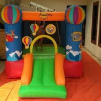 Sewa Mainan Rumah Balon Happy Hop