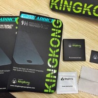 Kingkong Tempered Glass Asus Zenfone 3 5,5, 2 5,5, Sony C3 T2 C5 Ultra