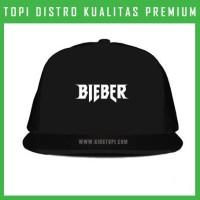 Topi Justin Bieber 11 Trucker Baseball Snapback DDD09 Distro