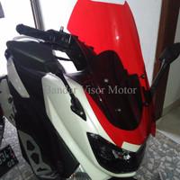 Jual Aksesoris Windshield Variasi Yamaha Nmax Type XYZ Murah