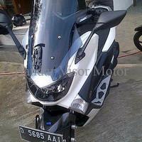 Jual Aksesoris Windshield Variasi Yamaha Nmax Replika Versys 57 cm Murah