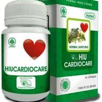 HIUCARDIOCARE HIU CARDIOCARE Herbal Jantung Sehat Atasi Lemah Jantung