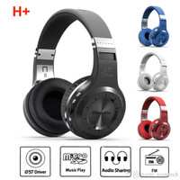 Jual Headset Headphone Bluedio Turbine Bass Bluetooth keren murah bagus new Murah