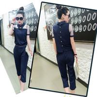 Baju Atasan Dan Celana Wanita Import Terbaru