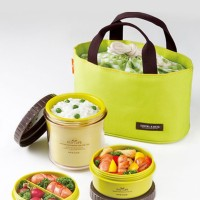 Lock and Lock Lunch Set