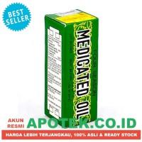 Medicated 12 ml - Obat Demam, Influenza, Diare, Muntah, Mual, Batuk