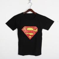 jaz- Kaos tumblr / Kaos / Kaos motif / Logo Superman / LSM-01