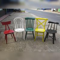 Kursi Kafe & Resto Kayu Jati Unik Untuk Coffe/Cafe Furniture Jepara
