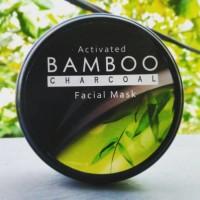 Jual Masker Bamboo Activated Charcoal Murah
