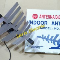 Jual ANTENA /ANTENNA TV DIGITAL DALAM INDOOR MODEL PF HD.14 HD14 Murah