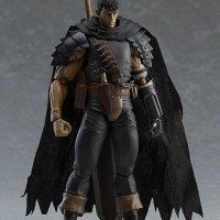 Figma - Berserk: Guts Black Swordsman ver. Repaint Edition