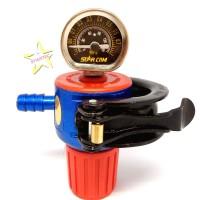 Regulator Gas LPG Starcam SC-TT202M TEKANAN TINGGI