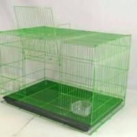harga Kandang Kucing-kelinci-burung Smart 2 Hijau Tokopedia.com