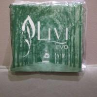 Tisu / Tissu / Tissue Livi Evo Premium Napkin MG White 50s