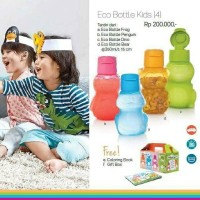Tupperware Eco Bottle Kids (4)