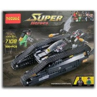 [Decool] 7108 Super Heroes Bat Tank